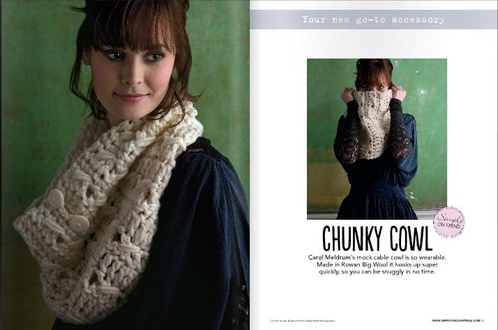New Crochet Magazine Confessions Of A Fibre Strumpet