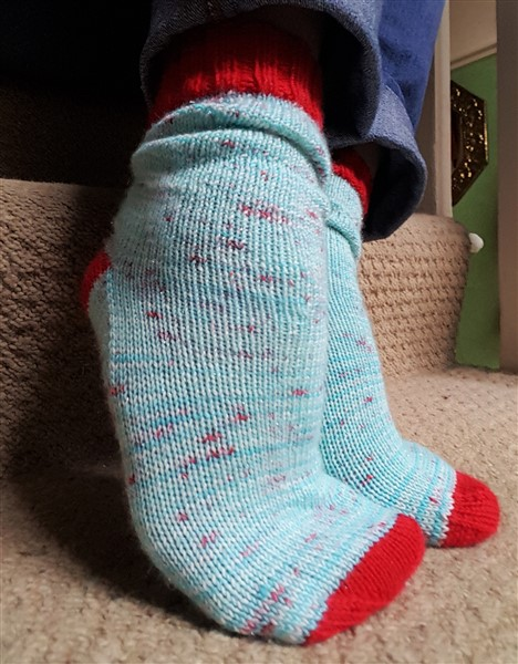 leftfootdaisy-new-socks-side-view-fine-fish-yarns