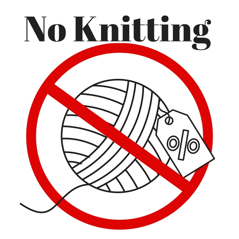 no-knitting