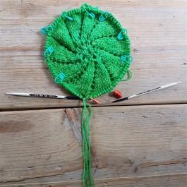 Leftfootdaisy-rainbow-pinwheel-baby-blanket