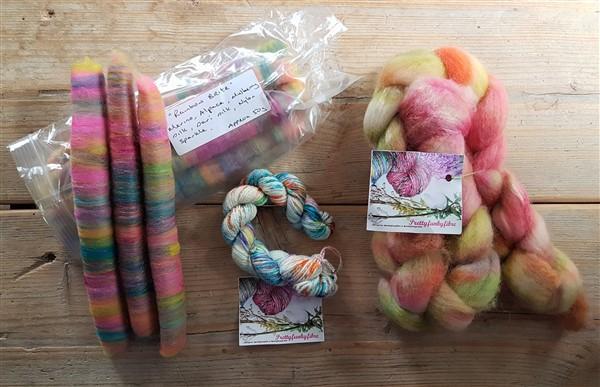 leftfootdaisy-Yarnfolk-Festival-of-Wool-2018-My-Haul-purchases-from-pretty-funky-fibres